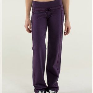 "lululemon athletica ""Calm & Cozy"" Pant, Size 6"